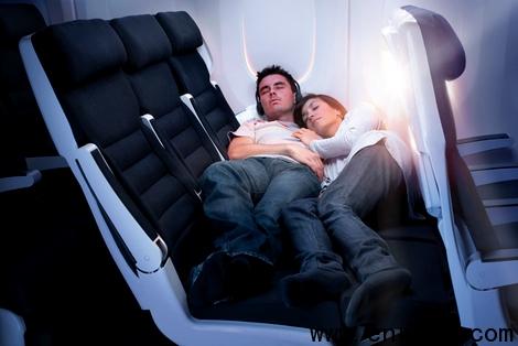 新西兰航空推出经济舱卧铺