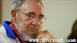 Mr Castro now appears to be in good health