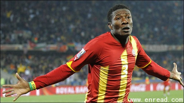 Gyan's contrasting fortunes at World Cup