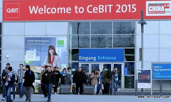 2015cebit中国设计高科技产品引关注_社会生活_英文