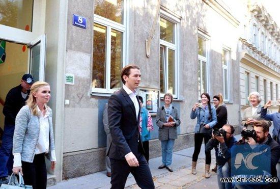 31岁的塞巴斯蒂安·库尔兹将担任奥地利总理