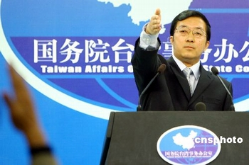 warns Taiwan on independence move